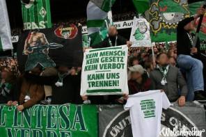 Gegen Nazis und Repression – Solidarität mit den Verdener Sechs!