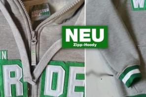 Neue Zipper