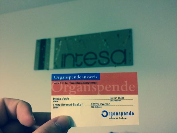 Organspendeausweis_Intesa-verde