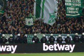 Kommentar zu den jüngsten Polizeimaßnahmen rund ums Weserstadion