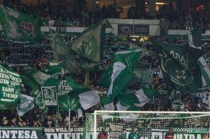 Protestspieltag beim Bayern Heimspiel