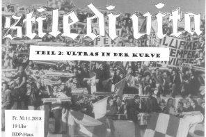 STILE DI VITA II – Ultras in der Kurve